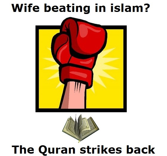 wife beating islam quran